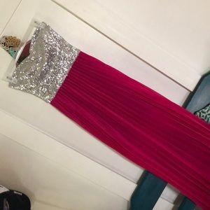 B. Darlin maxi dress
